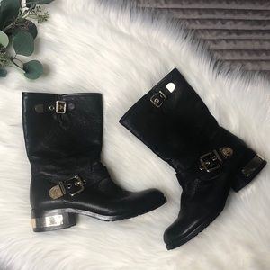 (Vince Camuto) Winchell Moto Boots